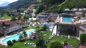 Frank Gruner - Urlaub 2018 und 2019 im Quellenhof in Südtirol