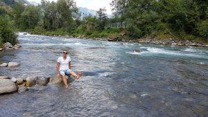 Frank Gruner - Der Fluß hatte auch nur so 12 Grad