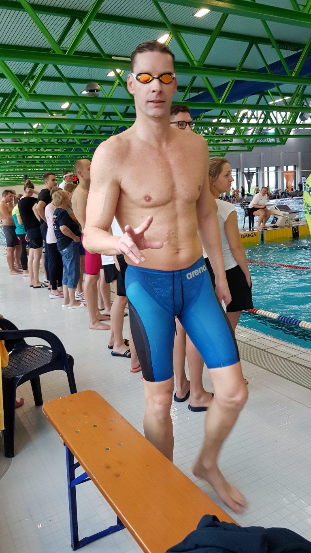 Frank Gruner - Eben ein Rennen absolviert