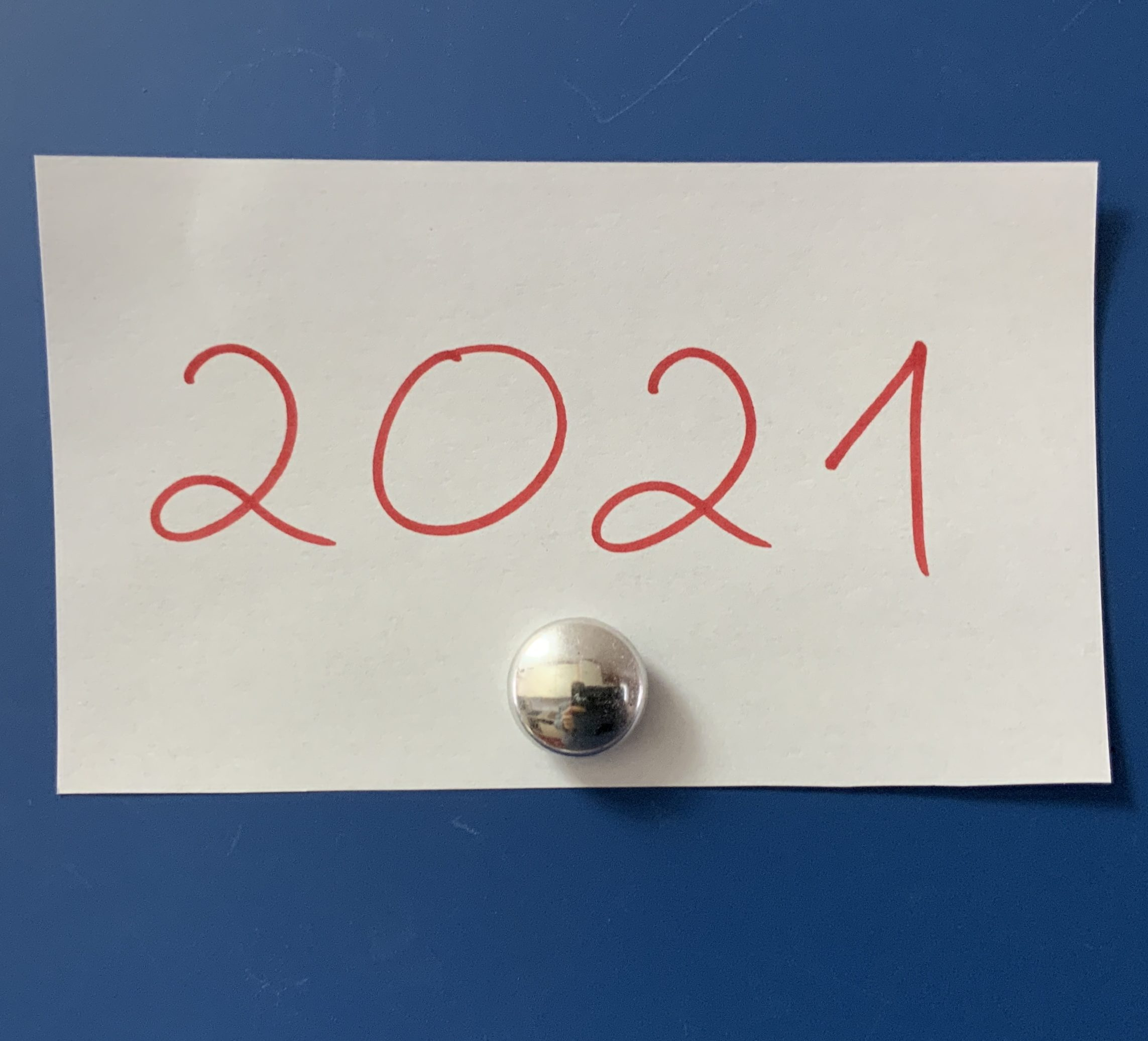 Frank Gruner - 2021