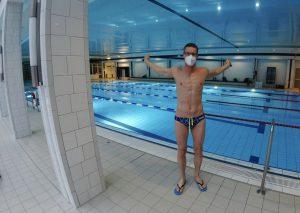 Frank Gruner - Dehnung vor dem Training