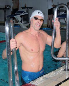 Frank Gruner - Mit letzten Kräften steige ich aus dem Wasser